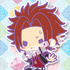 Brothers Conflict Rubber Strap Collection Side B: Yusuke Asahina