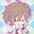 Brothers Conflict Rubber Strap Collection Side B: Futo Asahina