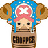 One Piece Rubber Strap Collection Barrel Colle vol.5 ~Taruiri no ichimi~: Tony Tony Chopper