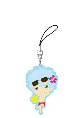 главная фотография Gintama Rubber Strap Collection Summer: Sakata Gintoki