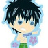 Gintama Rubber Strap Collection Summer: Hijikata Toshiro