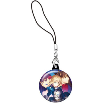 главная фотография Fate/stay night Can Strap: Saber & Rin & Sakura
