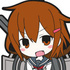 Kantai Collection -Kan Colle- Kanmusume Medal Collection Rubber Type Part 3: Ikazuchi