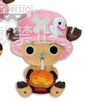 главная фотография DX plush Premium Season Halloween 2011: Tony Tony Chopper Gourd Juice Ver.