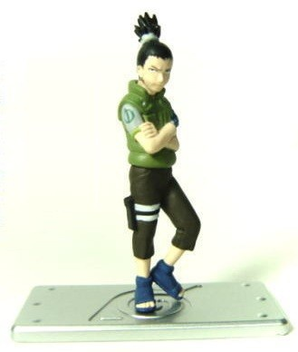 главная фотография Naruto Ningyo Collection 7: Nara Shikamaru