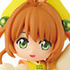 Card Captor Sakura Atsumete Figure for Girls2: Kinomoto Sakura