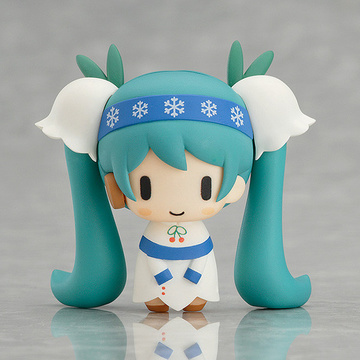 главная фотография Nendoroid Plus: Capsule Factory ~Snow Miku and Friends from the North~ SEASON 1: Hatsune Miku Snow Bell Ver.