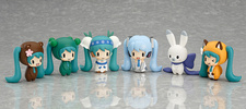 фотография Nendoroid Plus: Capsule Factory ~Snow Miku and Friends from the North~ SEASON 1: Hatsune Miku Snow Bell Ver.