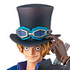 The Grandline Men DXF Figure Vol. 21 Sabo