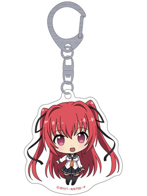 главная фотография The Testament of Sister New Devil Acrylic Keychain: Mio Naruse