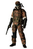 фотография Real Action Heroes 226 Naked Snake Squares Camouflage Ver.