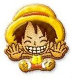 главная фотография One Piece x Lipton Biscuit Mascot: Monkey D. Luffy Type A