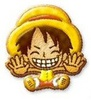 фотография One Piece x Lipton Biscuit Mascot: Monkey D. Luffy Type A