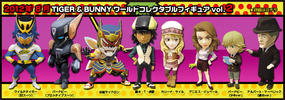 фотография Tiger & Bunny World Collectable Figure Vol.2: Barnaby Brooks Jr.