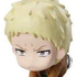 Shingeki no Kyojin Pinched & Linked Mascot 2: Reiner Swing ver.