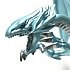 Yu-Gi-Oh! 5D's Monster Figure Collection Vol.3: Blue-Eyes White Dragon
