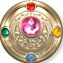 Miniaturely Tablet Sailor Moon Part.2: Henshin Brooch