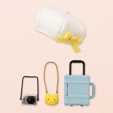 главная фотография Cu-poche Extra: Travel Set (Pale Aqua)