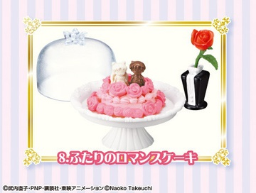 главная фотография Sailor Moon Crystal Cafe Sweets Collection: Futari no Romance Cake