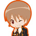 Gintama Rubber Strap: Okita Sougo