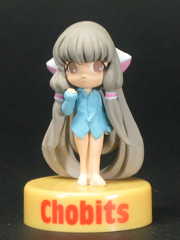 главная фотография Chobits Bottle Mascot: Chii Nightgown Ver.