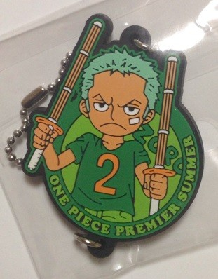 главная фотография One Piece Premier Summer Keychain Collection: Roronoa Zoro