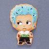 фотография CHARA FORTUNE Cookie Series ONE PIECE Biscuit Fortune Telling: Roronoa Zoro