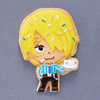 фотография CHARA FORTUNE Cookie Series ONE PIECE Biscuit Fortune Telling: Sanji