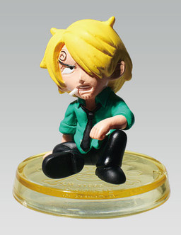 главная фотография One Piece Collection Luffy Family 8 (FC8): Sanji