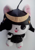 фотография The Gothic World of Nyanpire Plush Strap: Masamunya