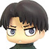 Color Colle Attack on Titan Vol.2: Levi
