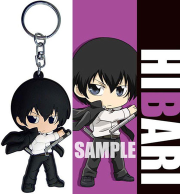 главная фотография TV Anime Reborn! Rubber Mascot 10 Years Later: Hibari Kyoya