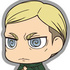 Chimi Shingeki Earphone Jack Mascot Vol.3: Erwin
