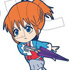 Gintama Rubber Strap Collection Leader Irekawari Hen: Kagura