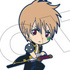 Gintama Rubber Strap Collection Leader Irekawari Hen: Okita Sougo