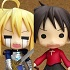 Nendoroid Lucky Star Fate Cosplay Set