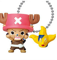 главная фотография Dress-up Chopper Keychain: Tony Tony Chopper Sogeking Ver.