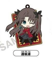 главная фотография Fate/Stay Night [Unlimited Blade Works] Frame-in Strap: Tohsaka Rin