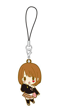 главная фотография K-ON! 5th Anniversary ♪ Trading Rubber Strap: Hirasawa Yui
