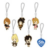 фотография K-ON! 5th Anniversary ♪ Trading Rubber Strap: Hirasawa Yui