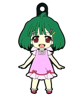 главная фотография Pic-Lil! Macross 30th Anniversary Trading Strap 2nd: Ranka Lee Secret Ver.