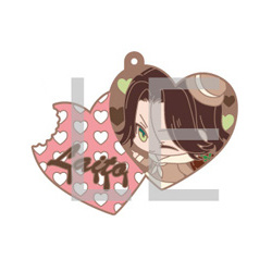 главная фотография Diabolik Lovers More, Blood Valentine Vampire Rubber Strap: Sakamaki Laito