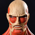 Gekkan Shingeki no Kyojin Koushiki Figure Collection: Colossal Titan