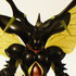 Collect 600 GUYVER THE BIOBOOSTED ARMOR TRADING FIGURE #2: Zx-Tole Open Wings Ver.