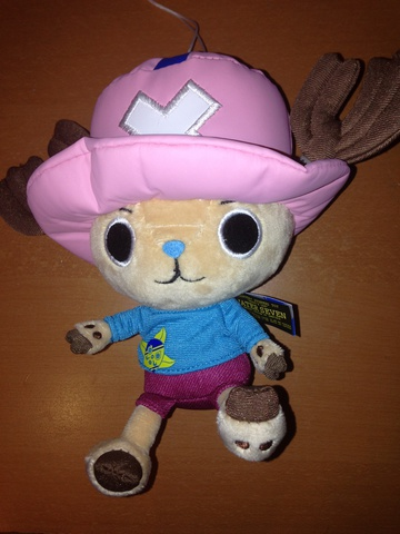 главная фотография One Piece Tony Tony Chopper Water Seven Plush