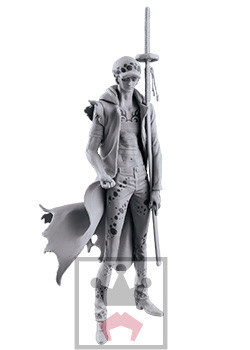 главная фотография Figure Colosseum SCultures Zoukeiou Chojho Kessen V Vol. 6 Trafalgar Law Special Color ver.
