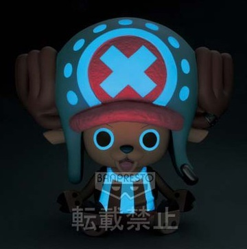 главная фотография Ichiban Kuji Chopper Iku zo! Gyojintou Glow in the dark Ver.