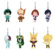 фотография Nendoroid Plus ~Boku no Hero Academia~ Trading Rubber Strap: All Might True Form