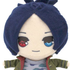 Plush Chocon-to-Friends Mukuro Rokudo