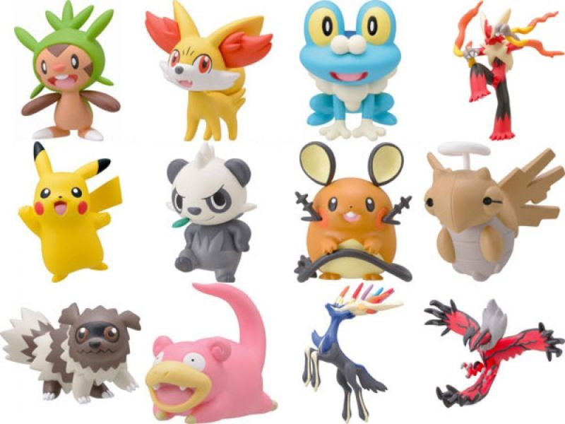 flabebe pokemon evolution chain - 800×600